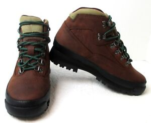 2e55bd253d0 Details about Women's Cabela's Rimrock GTX Brown Leather Waterproof Hikers  w/GORE-TEX Linings