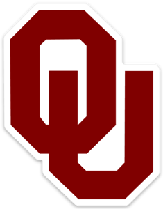 "Oklahoma Sooners Oklahoma University ""OU logo"" MAGNET | eBay"