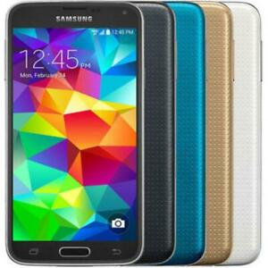 Samsung-Galaxy-S5-G900V-16GB-Verizon-GSM-Unlocked-AT-amp-T-T-Mobile