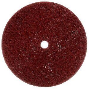 """Standard Abrasives 850708 6"""" X 1/2"""" A Vfn Buff And Blend Hp Disc (1 Disc)"""