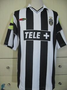 new arrival a524e d3760 Details about DEL PIERO JUVENTUS 2000 CIAOWEB LOTTO FOOTBALL SOCCER JERSEY  SHIRT XL INDOSSATA