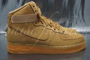 Wb Nike Force 200 886912680376 Gum High 8 882096 Flax 1 Air Wheat Brown Size Men Lv8 5 '07 xqfwUY1q
