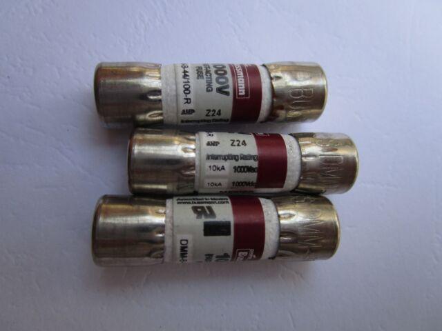 Fluke nouveau DMM-B-44//100 10pcs DMM-44//100 Fluke 440 ma 1000 V Fusible 44//100A