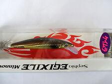 SHIMANO Sephia EGIXILE minnow  70mm/7.5g  UV COLOR / AJI  squid jig egi