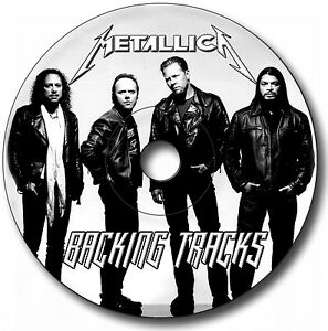 84-x-METALLICA-STYLE-MP3-ROCK-GUITAR-BACKING-JAM-TRACKS-CD-ANTHOLOGY-LIBRARY