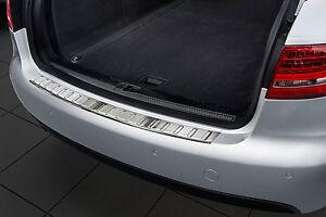 Ladekantenschutz-mit-Abkantung-fuer-Audi-A4-B8-Avant-Kombi-2008-2012-Edelstahl
