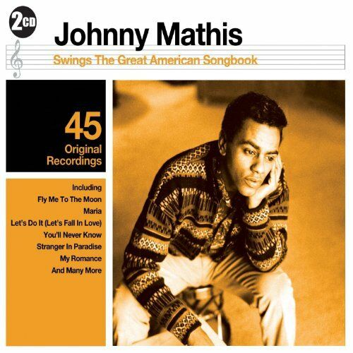 1 of 1 - Johnny Mathis - Johnny Mathis Swings The Great Americ... - Johnny Mathis CD XWVG