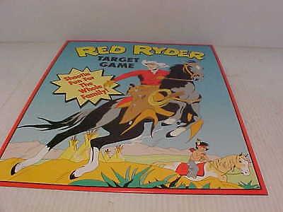 Red Ryder Target Game sign  #24