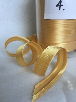 Satin bias binding tape FULL ROLL 144 Yards//131 Meters Many colours,FREE P/&P