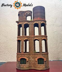 Torre-de-agua-Depuradora-h0-ho-no-roco-no-electrotren-no-ibertren