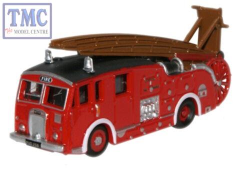 Nden 005 oxford diecast 1:148 scale n gauge glasgow pompiers dennis F12