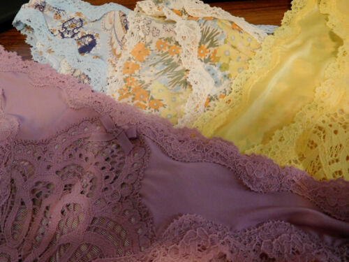 New w//Tag Victoria/'s Secret Dream Angels Size XS M or L Silky Cheekini