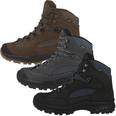 Hanwag banks II GTX Boots Mens Gore Tex Outdoor Hiking Casual Shoes 23102 | eBay