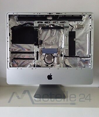 "20"" Apple Imac A1224 Chassis Casing Supporto Casse Frontcover Cover Posteriore Emc:2133-"
