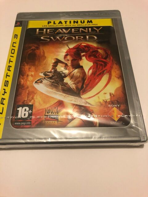 😍 Playstation 3 Neuf Blister Pal Fr ps3 jeu heavenly sword combat action