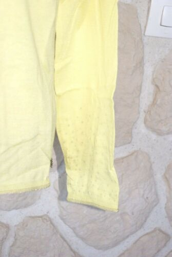 Size € Xl Sweater 99 Yellow Diplodocus Sun Brand New Tagged 1wCSwF