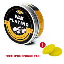 Premium Car Paste Polish Wax 7.6 oz Protection Water Repellent High Gloss Shine