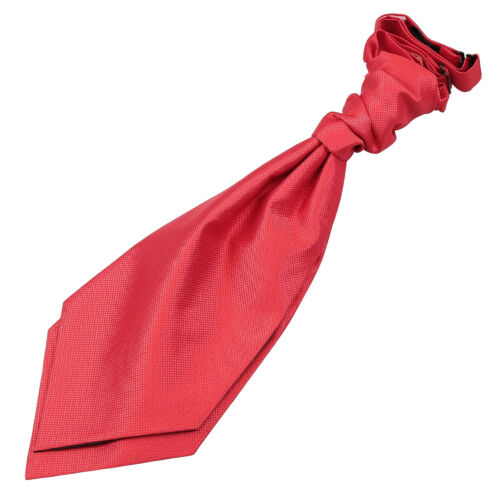 Mariage Cravate Homme Garçons Tissé plaine solide Check Formal mariage cravate par DQT