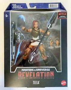 NEW Mattel GYV15 Masters of the Universe Masterverse Revelation TEELA Figure