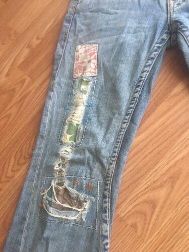 30 Taglia Religion Jeans T True 29 Donna Flare Big d6X0qqnx