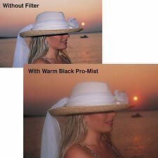 Tiffen 77 77mm Warm Black Pro Mist #1 Filter   77WBPM1  Demo NEW