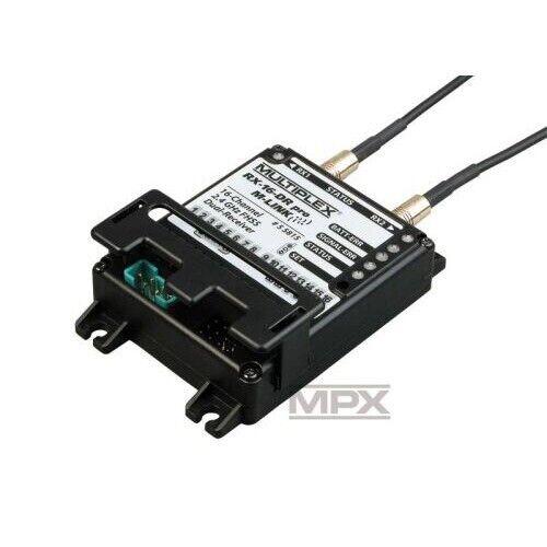 Multiplex RX-16-DR PRO M-link récepteur 55815 Entièrement neuf dans sa boîte