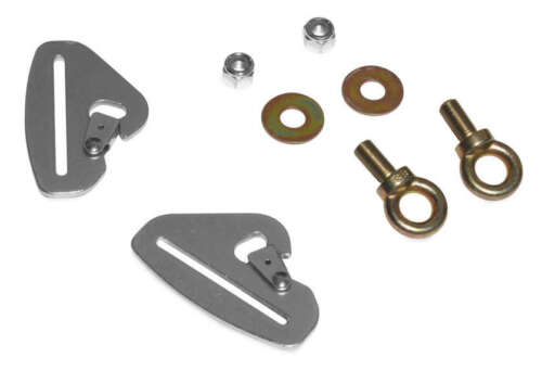 "DragonFire UTV Quick Release Snap Hook Seat Harness Tab Kits 3/"" 14-0090"