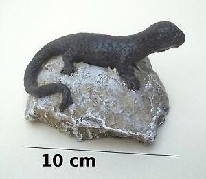 Superbe Lézard Sur Son Caillou ,décoraton,collection,gecko,salamandre G-t3 C4xop3kp-08005356-773962174