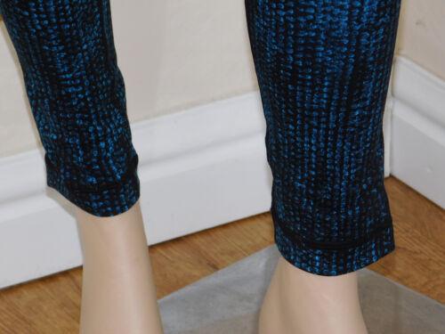 Kirkland Signature Ladies Active Printed Leggings 4-Way Stretch 2 colours BNWT