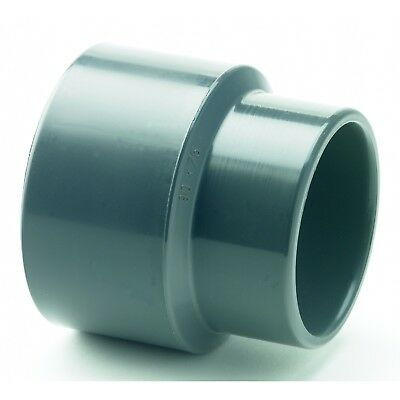 """PVC Reducing Ring Bush Fitting Water PipeImperial Sizes1//2/"""" 2/"""""""