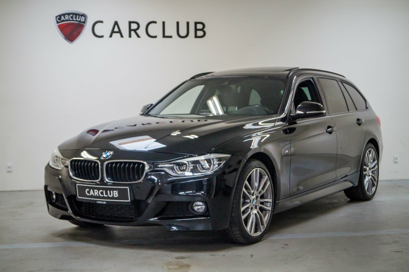 BMW 335d 3,0 Touring xDrive aut. 5d - 529.900 kr.