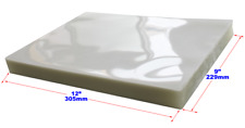 9x12inch Clear Laminating Pouch Film Thermal Hot Lamintor 100 Sheetspack New Us