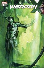 Weapon X 11 Marvel 2017 NM Gabriele Dell'Otto Variant X-23 Batch H Wolverine