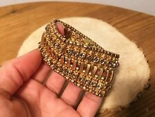 PHILIPPE AUDIBERT PARIS BRACELET, ARMBAND, Strass, Rhinestones, top condition