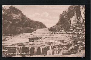 L-K-Aysgarth-Lower-Falls-1900-039-s-Postcard-Yorkshire