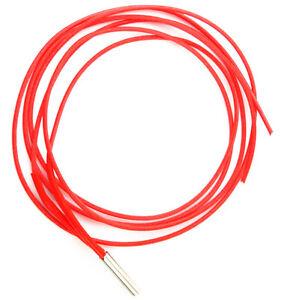 1PCS 12v 40W Ceramic Cartridge Wire Heater For Arduino 3D Printer Prusa Reprap