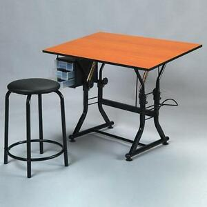 Martin Ashley Creative Drafting And Hobby Craft Table With