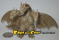 Bandai Creation Godzilla Crumble Zone GMK KING GHIDORAH 2001 Loose Mini Figure