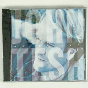 JOHN-TESH-Anthology-CD-1995-NEW-AGE-SEALED-UNPLAYED