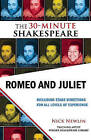 Romeo and Juliet: The 30-Minute Shakespeare by William Shakespeare (Paperback / softback, 2010)