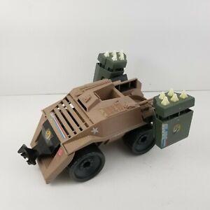 Vintage-1988-Hasbro-Gi-Joe-ARAH-Mean-Dog-Vehicle-ONLY-Incomplete