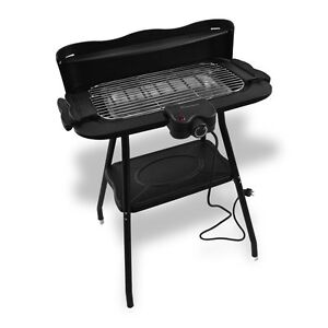 kaiserberg deluxe bbq standgrill tischgrill elektrogrill gartengrill balkon ebay. Black Bedroom Furniture Sets. Home Design Ideas
