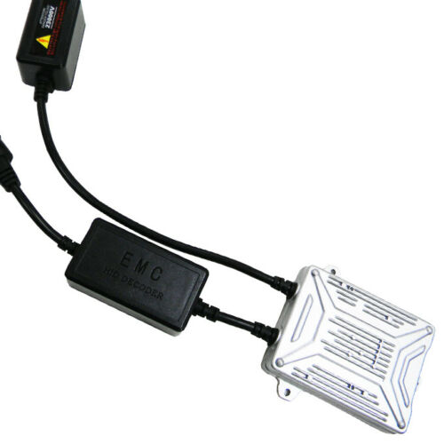 CANBUS HID CONVERSION KIT H7 H11 9006 9005 ERROR LIGHT CANCELLER HID 35W AC