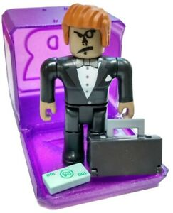 Roblox Celebrity Series 3 10 Million Robux Man New W Virtual Code