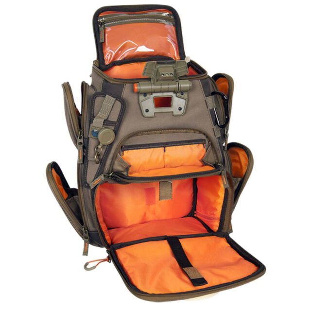 Wild River RECON Lighted Compact Tackle Backpack w/o Trays WN3503