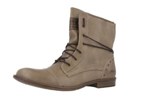 Mustang Damenschuhe Xxl In Boots Große Shoes Übergrößen Beige rHr4q