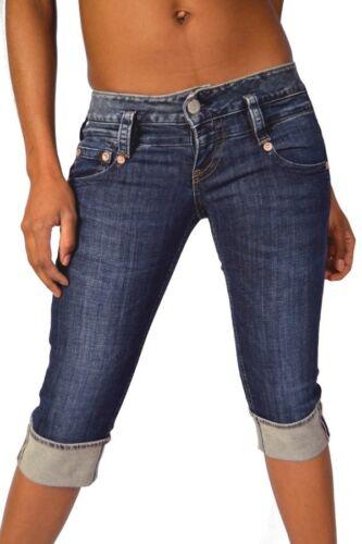 taille foncé 5113 Po Ingénieux Knack jean courte W25 capri bleu superbe w1qSEqgB