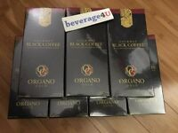 7 Boxes Organo Gold Gourmet Black Coffee - Delivered Within 1-3 Business Days