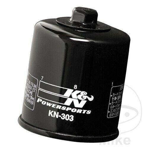 Ölfilter K/&N KN-303 Filter