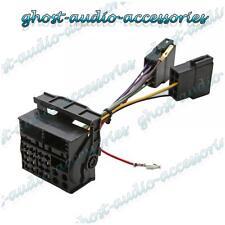 OPEL Vivaro ISO para la conversión de plomo Arnés de cableado Telar Quadlock Adaptador